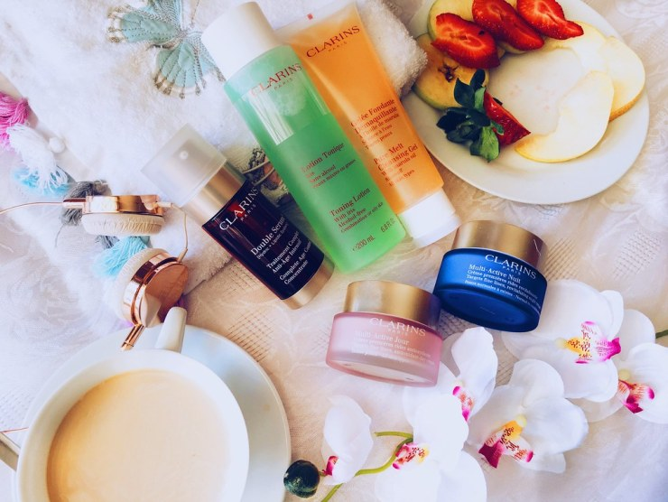 (WIN) + Clarins Daily Duo Review