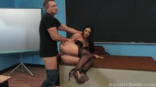 I Fuck My Teacher On Her Desk