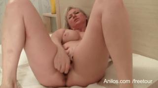 Blonde Mom Shares First Orgasm Video