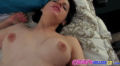 Girl Gets Fucked On Her Parents Bed