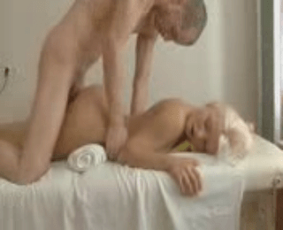 Masseuse Fucks Gorgeous Teen