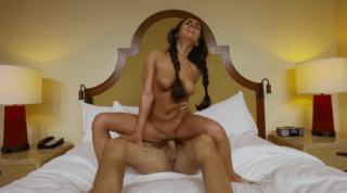 Pigtailed Teens Gets Fucked On Camera