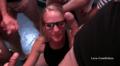 Blonde Milf's First Blow-Bang