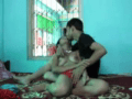 Desi Newly Married Young Couple Fucking