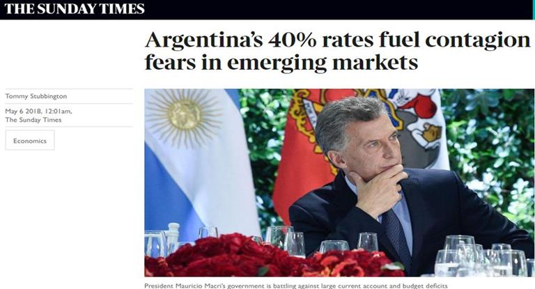 crisis macri