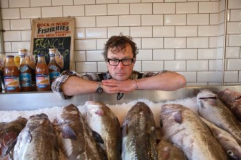 chef Hugh Fearnley Whittingstall fight for fish