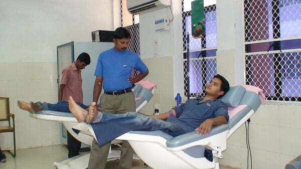 CEC NSS Blood Donation Camp