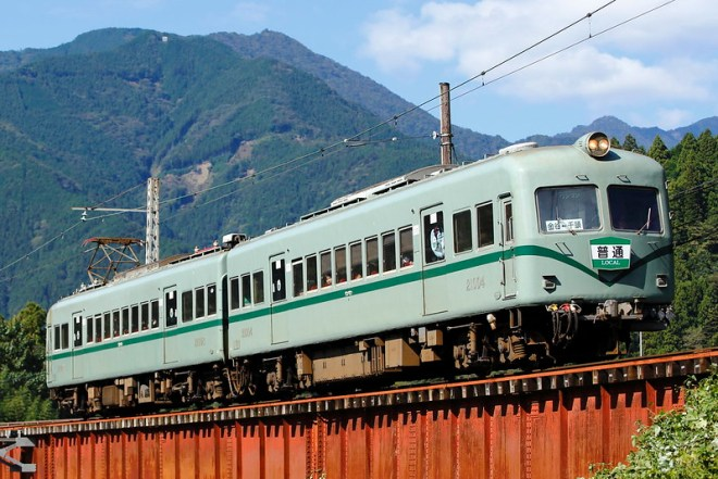Oigawa Railway Type 21001