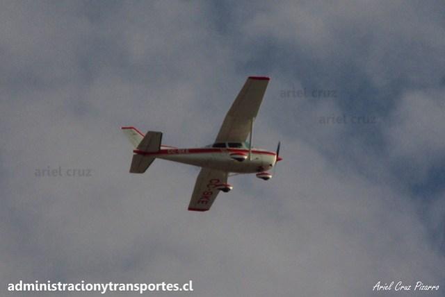 Club Aéreo de Castro | Chiloé | Cessna 172N / CC-SKE