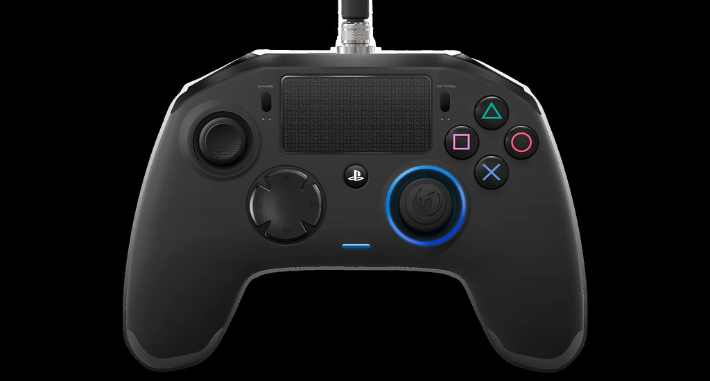 First look at two new licensed pro controllers for PS4 - PlayStation
