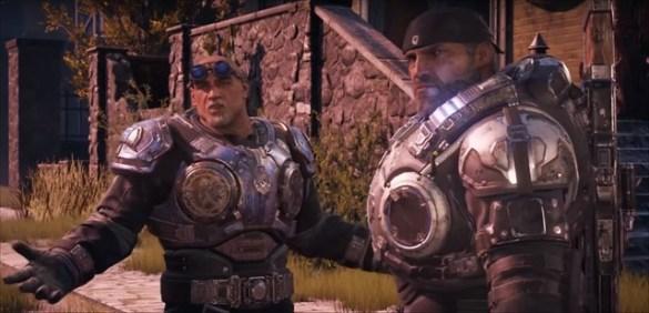 Gears of War 4 - Baird
