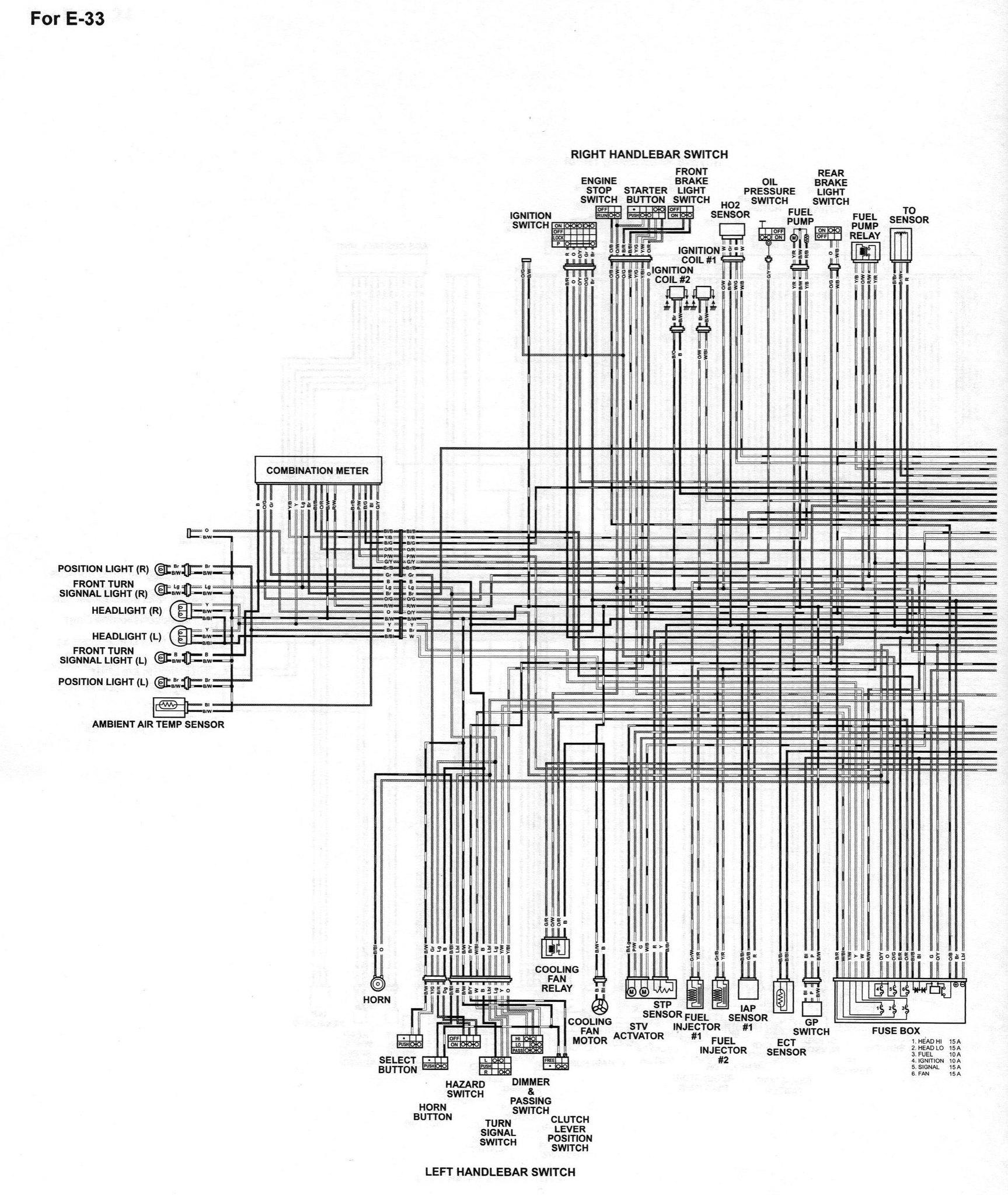 2012 suzuki v strom 650 wiring diagram