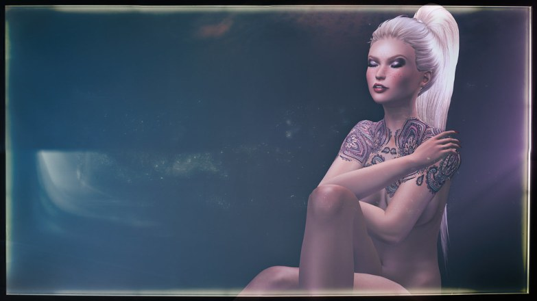 Henna Colour Tattoo