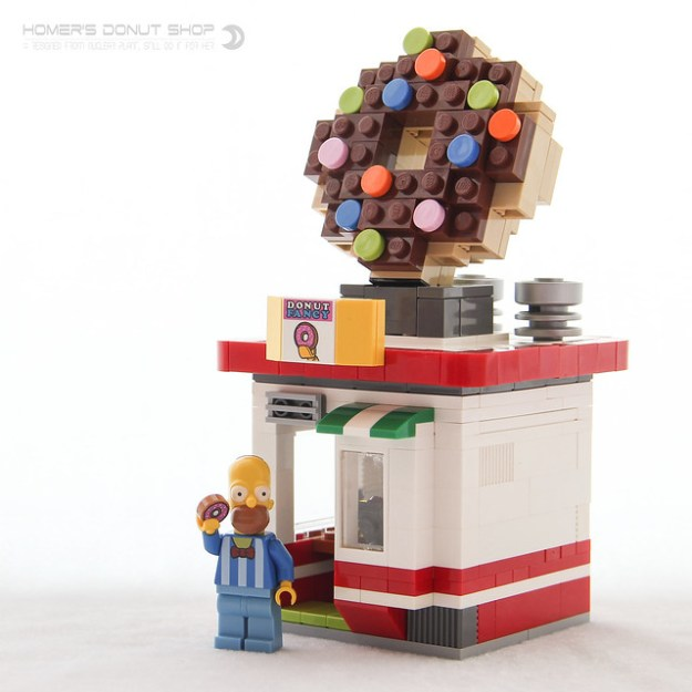 Homer's Donut Shop