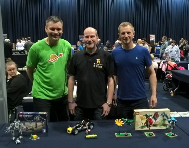 Bricktastic 2016 - Ideas Creators
