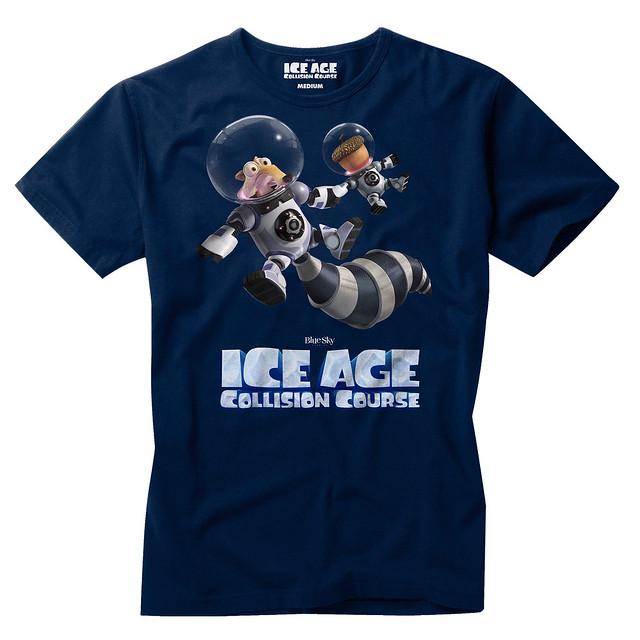 Filem ICE AGE: COLLISION COURSE