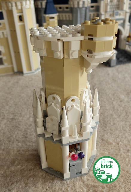TBB Disney Castle Review 22
