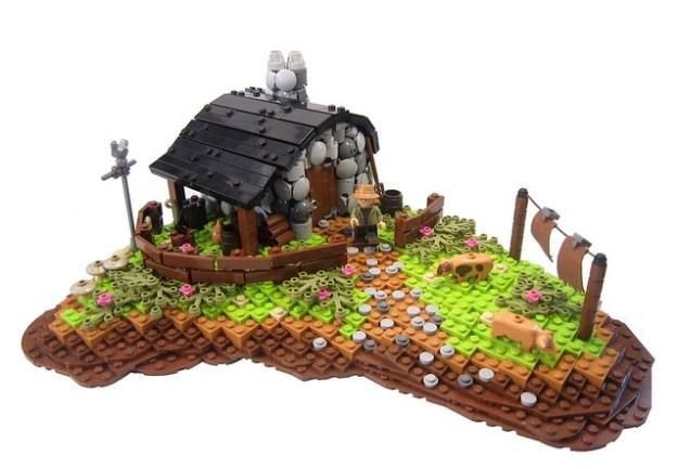 Avalonian Cottage