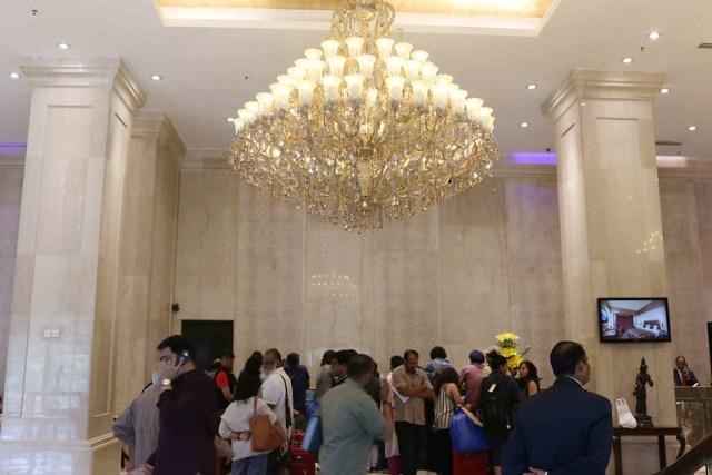 City Landmark - The Ashok Hotel, Central Delhi