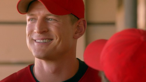 "Philip Winchester as ""Fotch"" in Undrafted"