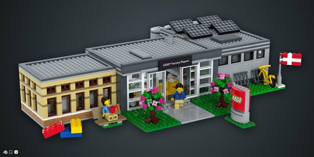 LEGO Factory playset - July update