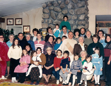 Louisa Kasdon's family