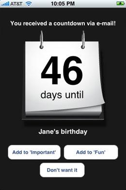 Desktop Calendar Countdown Widget Widget Downloads Widgetop Your Web Desktop Countdown Calendar