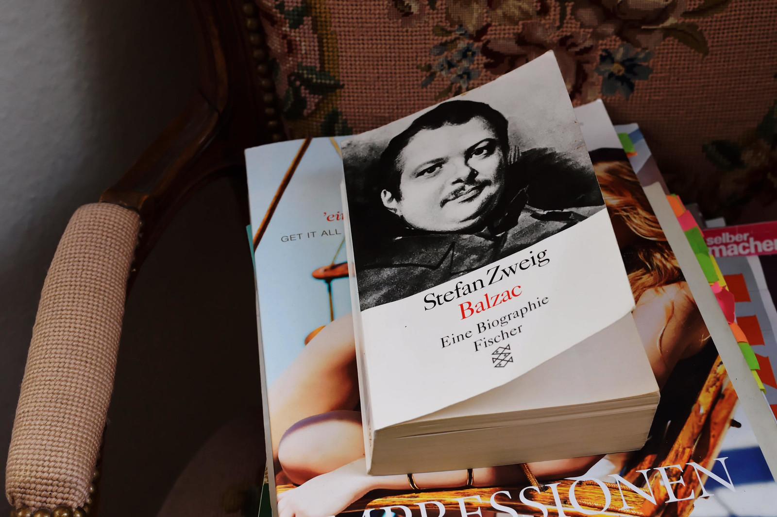Stefan Zweig: Balzac