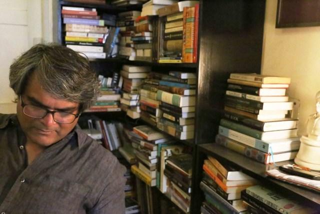 City Library – Shuddhabrata Sengupta's Books, Old Rajinder Nagar