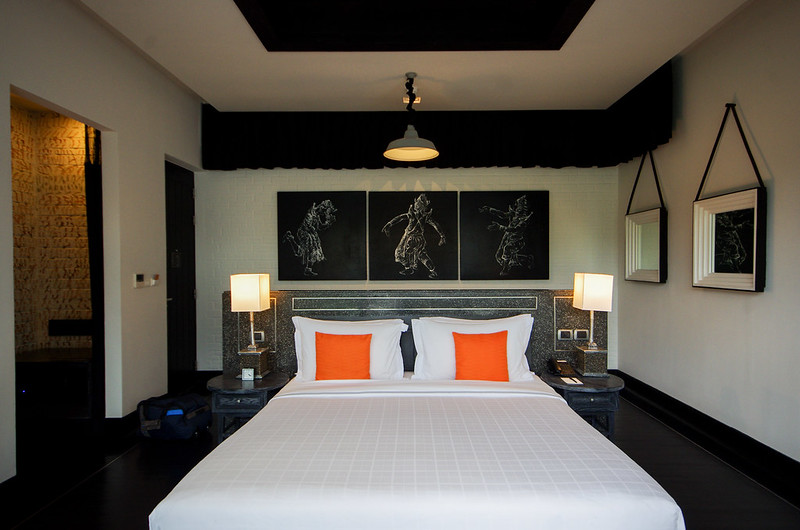 deluxe room at shinta mani club