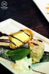 Restaurant Review: Yebisu Izakaya, Sydney CBD. Ice Cream Profiterole