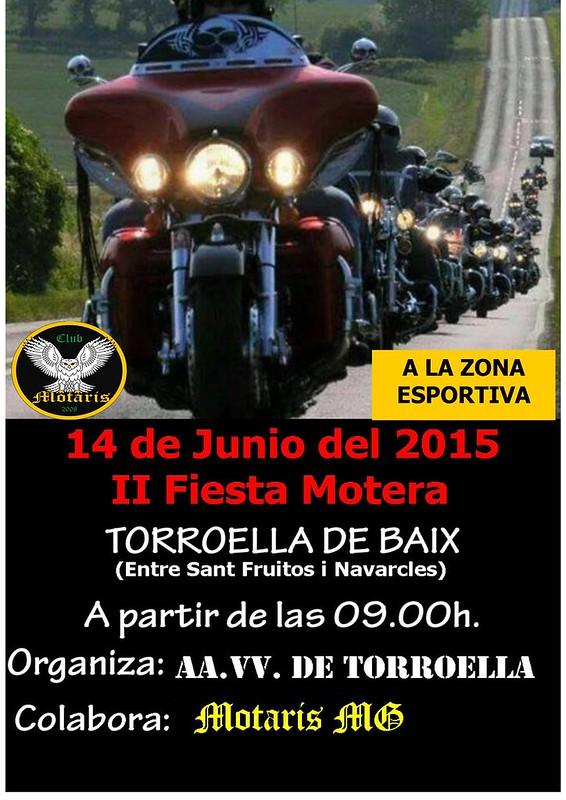 II Fiesta Motera Torroella de Baix