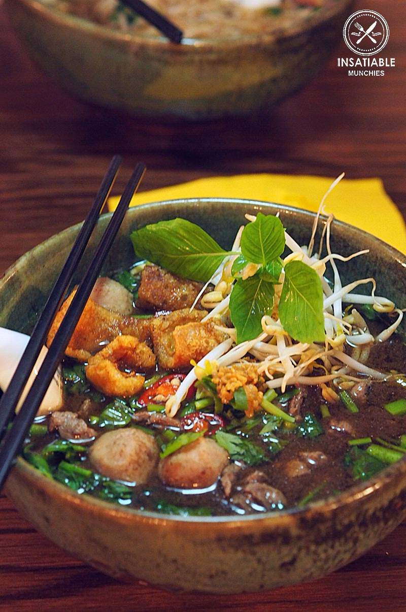 Restaurant Review of Assamm, Sydney CBD. Boat Noodles