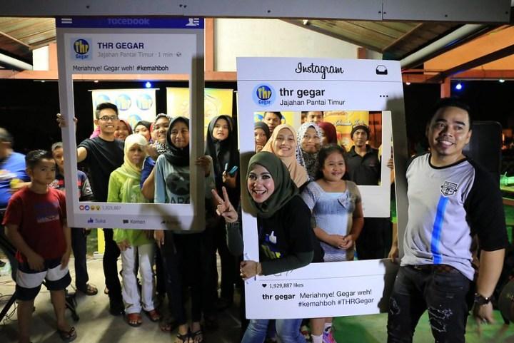 Khai Bahar Meriahkan Jajahan Gegar Pahang