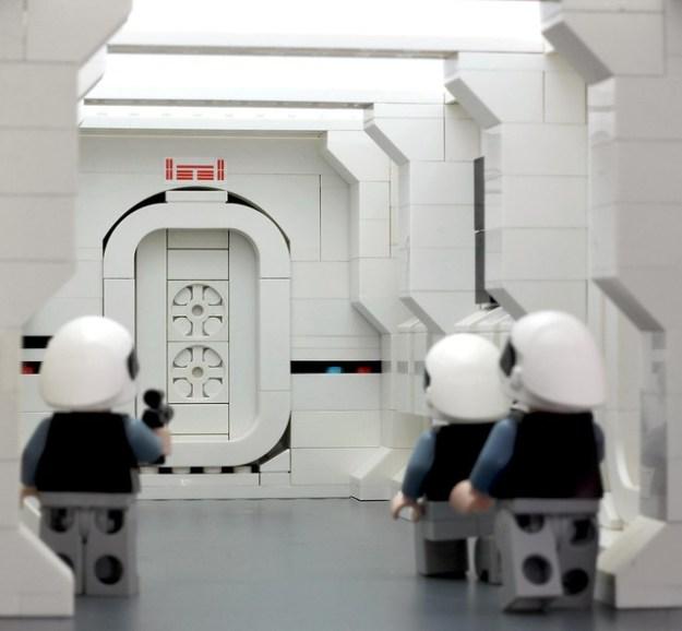 Tantive IV Lego - Expecting Visitors