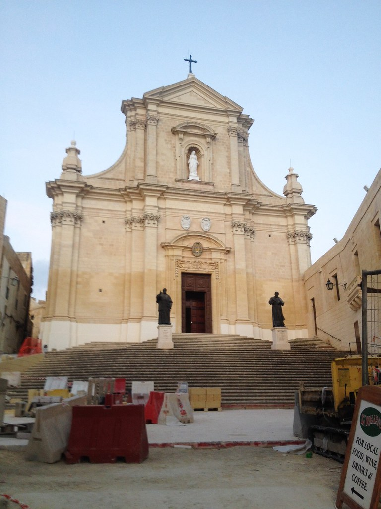 Catedral de Gozo - Cathedral of the Assumption