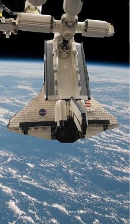 ISS-Shuttle 03