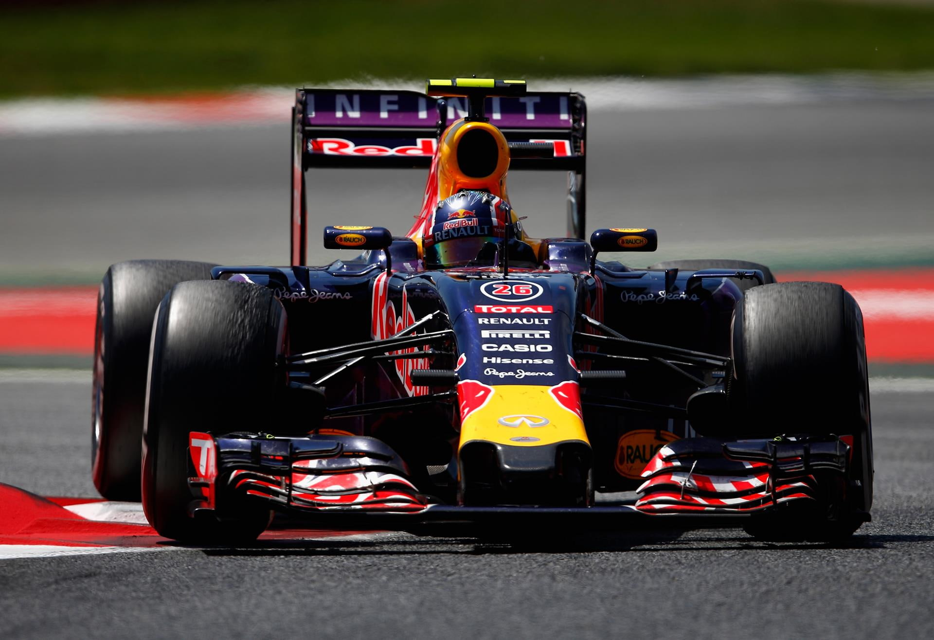Red Bull Rb11 Hd Wallpaper Red Bull Rb11 Ricciardo Spanish Grand Prix 2015 F1