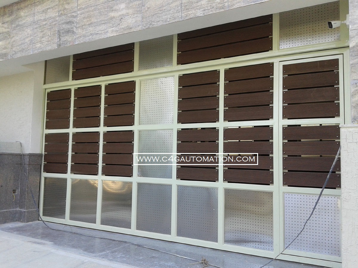 Sliding Gate For Garage Motorised Slide Hung Garage Doors Manufacturers Dealers