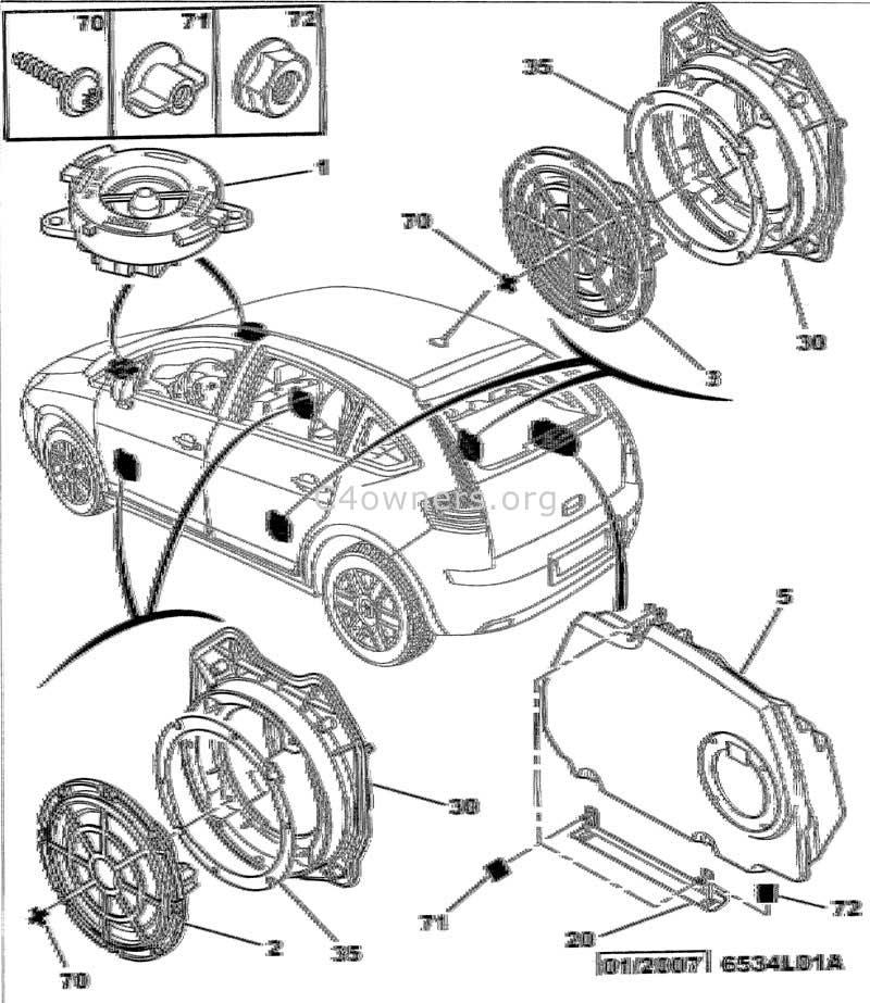 wiring diagram radio 98 audi a4 quattro