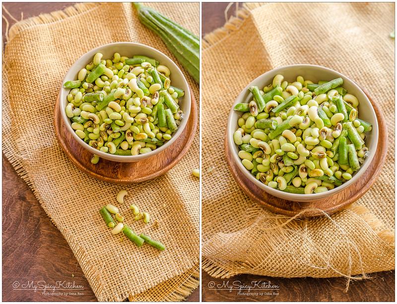 Fresh Blackeyed Peas, Ingredient Shot, Alshantha Kaya,