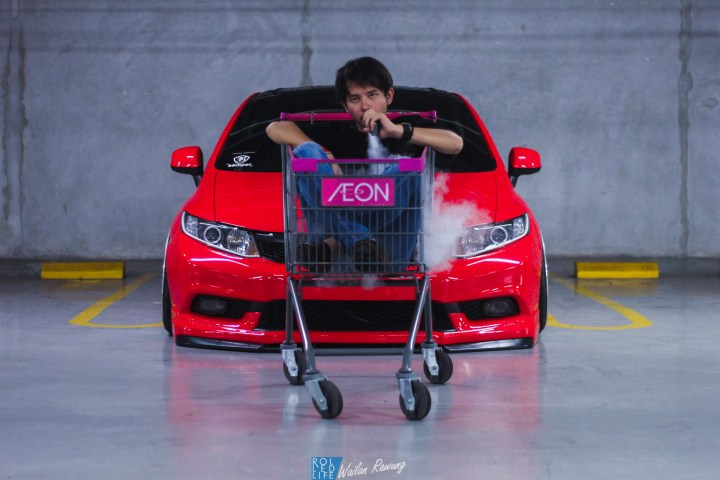 Stance Honda Civic with 326 Power Yabaking-20