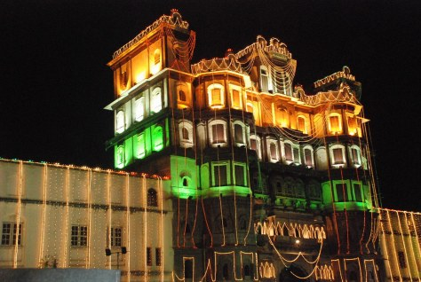 rajwada indore | by sheetalsaini rajwada indore , flickr.com, Madhya Pradesh
