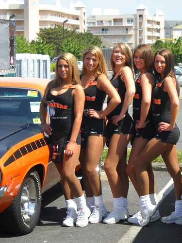 Mobile Car Wash Wallpaper Hooters Girls In Ocean City Md Ocean City Hooters In