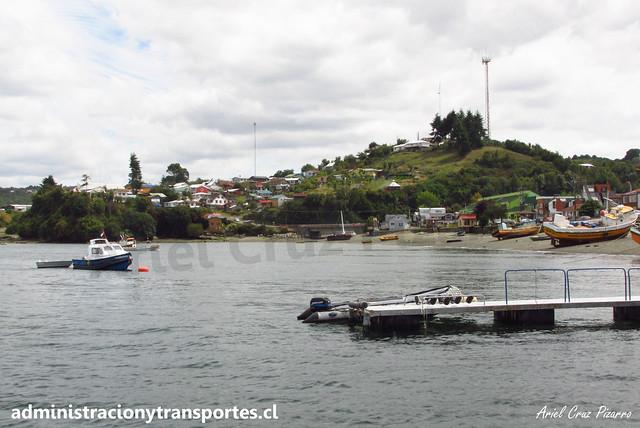 Lancha Rosemarie | Quemchi a Isla Caucahue