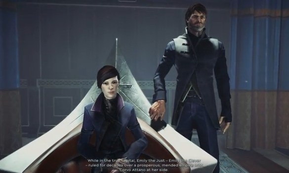 Dishonored 2- Good Ending