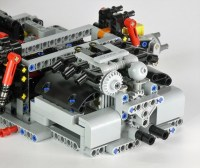 LEGO Technic 42056 Porsche 911 GT3 RS review | Brickset ...