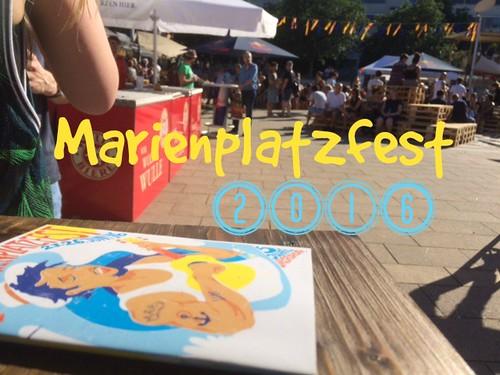 Marienplatzfest 2016