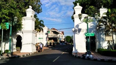 Jagabaya Gate
