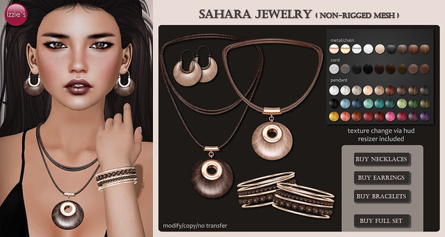 Sahara Jewelry (@ Uber)